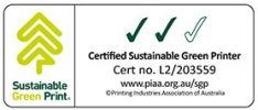 Certified Sustainable Green Printer