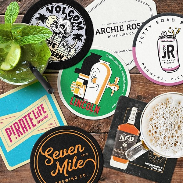 Coaster Kings Coasters