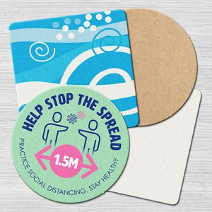 Stock Drink Coasters